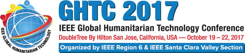 IEEE Global Humitarian Technology Conference - GHTC is the flagship IEEE Conference focusing on innovation, deployment and adaptation of Technology for Humanitarian Goals and Sustainable Development.