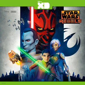 Star Wars Rebels on Disney XD - Season Finale Saturday!