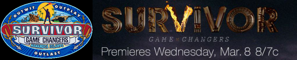 CBS's Survivor's 34th season is a Game Changers one with all returning players. Wednesdays 9/8c.